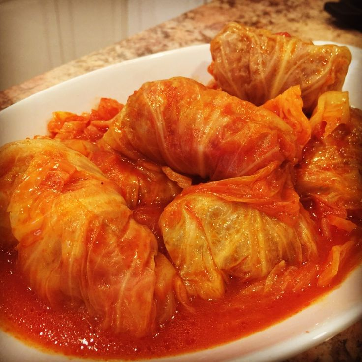 Instant Pot Grandma Lil's Stuffed Cabbage | Pressure Luck Cooking