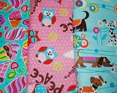 Items similar to Chalkboard Placemat in Michael Miller Dino Fabric Or Apple Chevron or solid color on Etsy. , via Etsy.