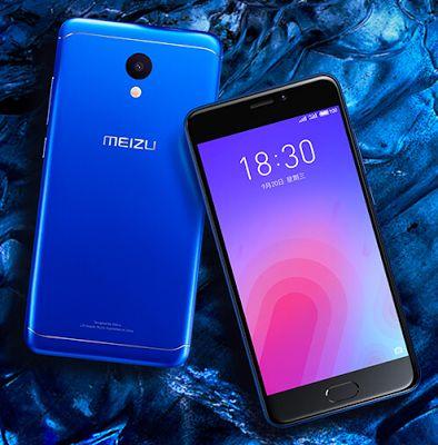 Meizu meluncurkan smartphone terbarunya, Meizu M6. Meizu M6 hadir dengan mengusung layar 5.2 inch dan prosesor Octa-core dengan chipset Mediatek MT6750 SoC. Spesifikasi dan harga Meizu M6 meliputi dapur pacu, kamera yang beresolusi tinggi, RAM yang besar, baterai berkapasitas cukup besar dengan fas charging, dan fitur lain seperti fingerprint sensor. Meizu M6 saat ini tersedia di pasaran China.