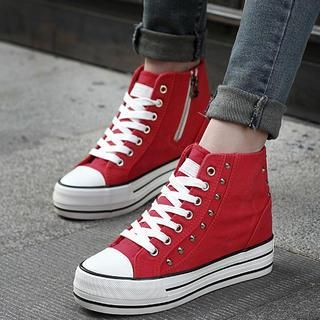 Canvas Sneakers from #YesStyle <3 IYATO YesStyle.com