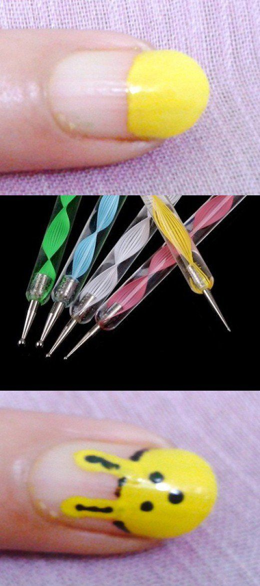 "Today, nail art exists everywhere and with lots of DIY nail art products, it's become very difficult to select which nail art to try. These days, dotting nail art technique is also high in demand. You must be wondering ""Just Dots"", don't worry you can create numerous nail art design with a nail dotting tool."