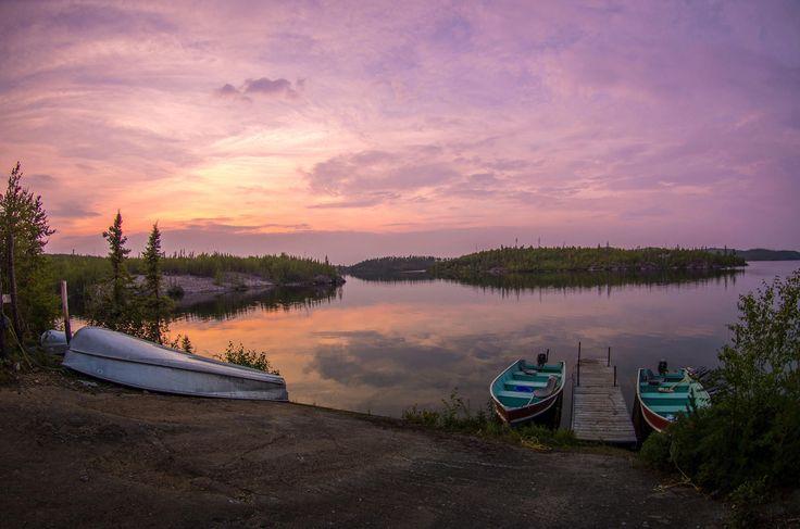 Glennie Lake by Tait Schommer