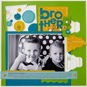 Experiment with StitchesScrapbook Ideas, Scrapbook Cards, Cards Scrapbook, Creative Stitches, Sewing Tips, Scrapbook Layout, Boys Scrapbook, Scrapbook Pages, Brother Scrapbook
