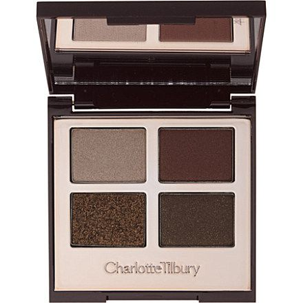 CHARLOTTE TILBURY Colour-Coded eyeshadow palette (The dolce vita)