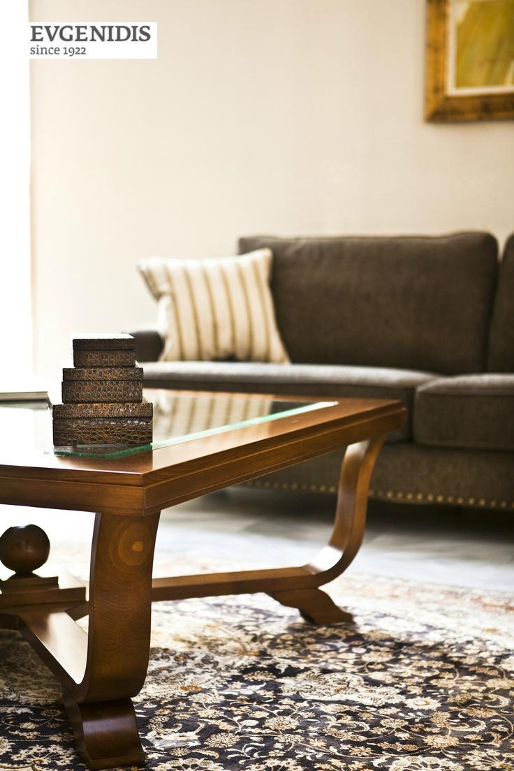 "Details of living room ""Richly"""