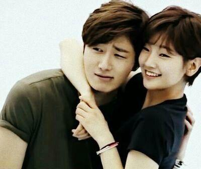 Jung Il Woo & Park So Dam