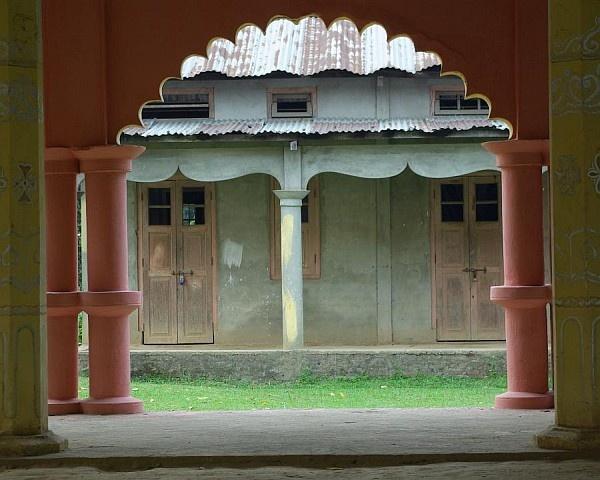 Temple doors, Majuli