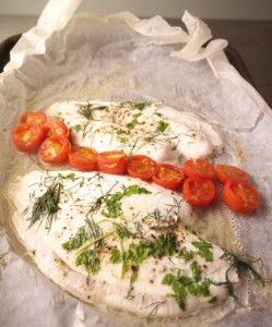 Simple Low Calorie Fish for the 5-2 Diet