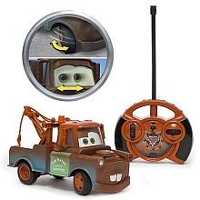 Cars 2 - Air Hogs R/C - 1/24th Scale Vehicle - Mater