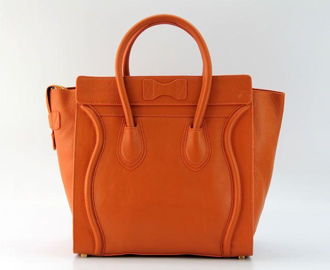 bagagli di Celine scatola borse bag outlet balck