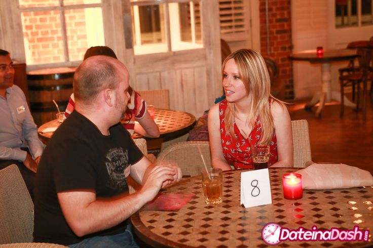 Speed Dating at Revolution bar in Richmond