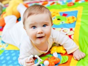Safety considerations when buying toys and setting up play spaces in your home.