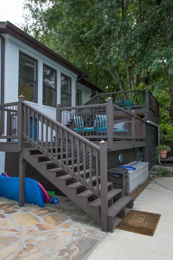 19 Best Images About Home Deck On Pinterest Stains