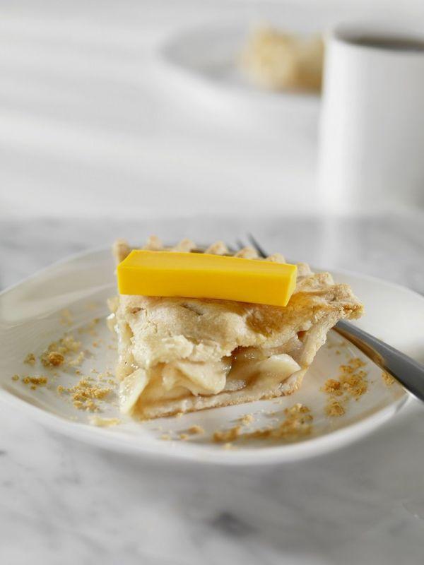 Το αδιαμφισβήτητο ζεύγος μήλο-τυρί στο πιο εμβληματικό αμερικανικό γλυκό....