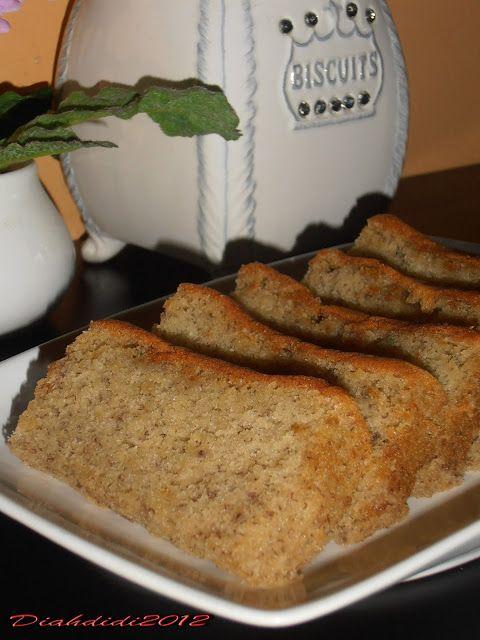 Diah Didi's Kitchen: Cake Pisang Praktis