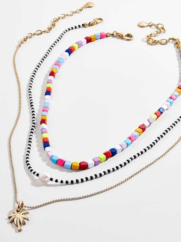 BaubleBar Alleria Necklace Set | Inspiration: jewelry