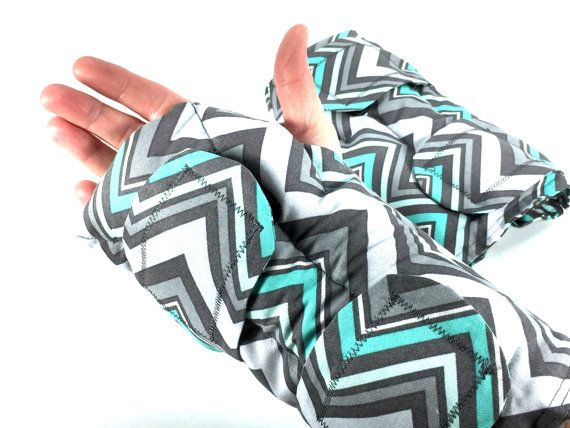 Heat Therapy Rice Bag, Wrist Wrap, Rice Bag, Heating Pad for Wrist and Hand, Carpal Tunnel, Christmas Tech Gift Idea, Use as Heated or Cold