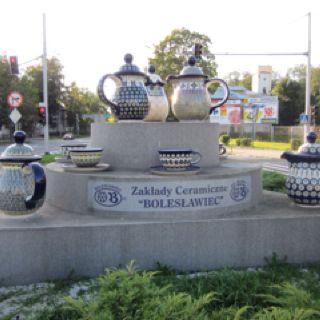 Polish Pottery Boleslawiec, Poland