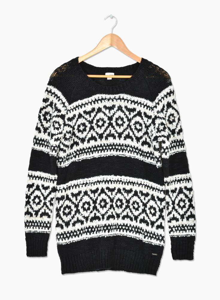 Fair Isle Sweater #hotforhlidays :) I would wear it everyday, itms such a beautiful sweater :O
