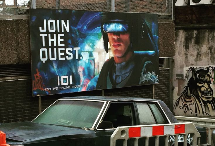 WB Partners With Vive For 'Ready Player One' VR Content - VRScout