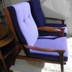 Danish deluxe Inga high back chairs