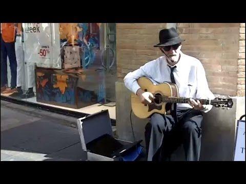 Acoustic Blues Guitar Lessons - Seasick Steve Guitar Lesson - YouTube