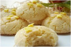Galletas de Yogurt y Limón en 15 min. Su agradable aroma y rico sabor te enloquecerán! – En el Punto