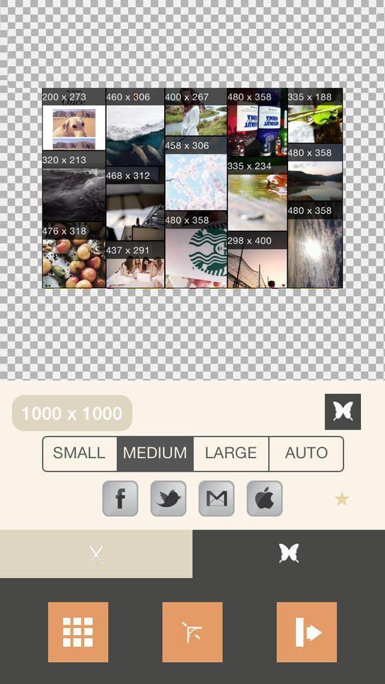 iPhone Giveaway of the Day - Cut Cut Frames | Freakinthecage Webdesign Stuttgart - Der Blog
