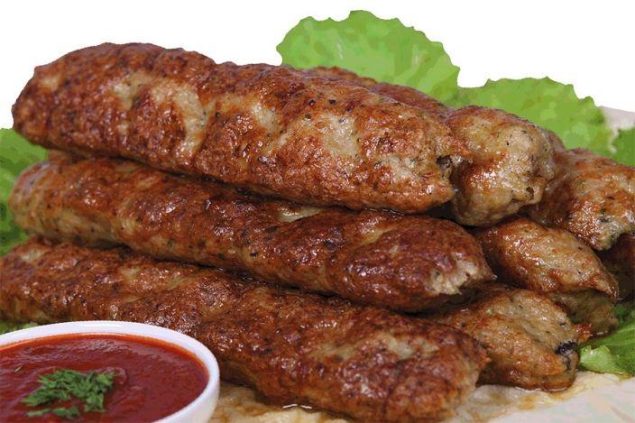 Люля-кебаб из баранины. Рецепт настоящего азербайджанского люля-кебаб