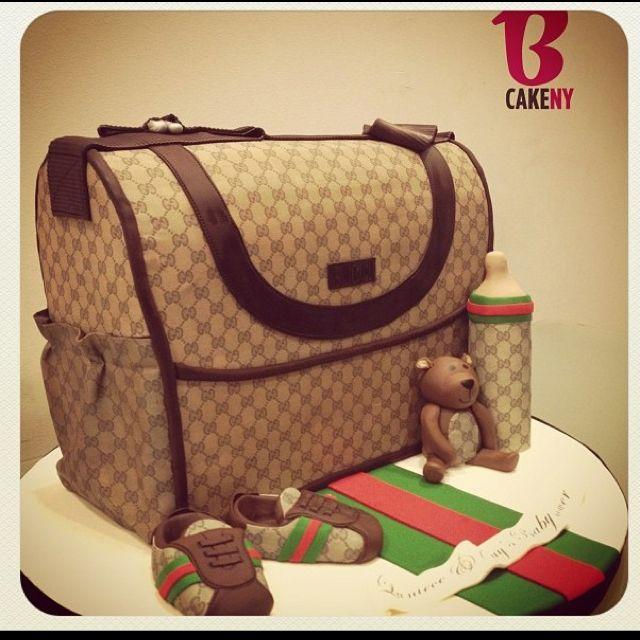 Gucci Purse Cake Designs