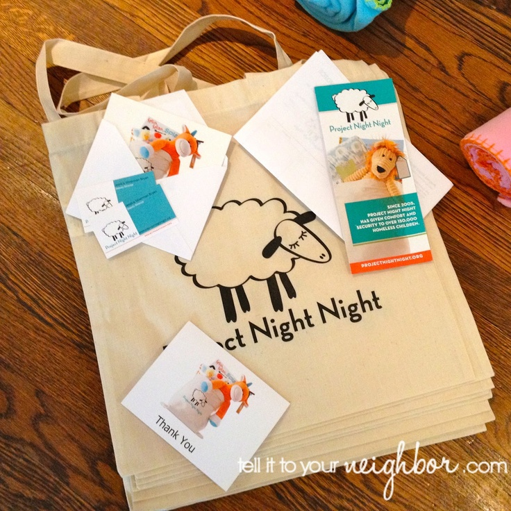project night night provides thousands of homeless children with a