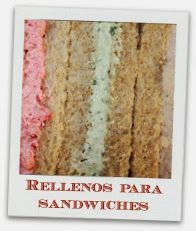 Relleno para sandwiches como los del Rodilla