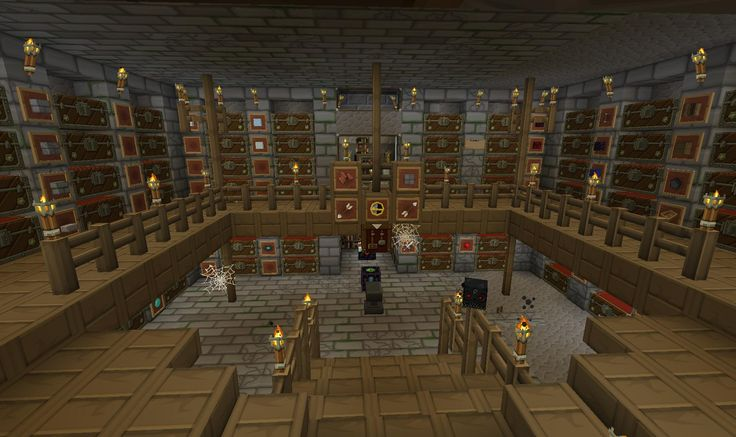 Pics of your storage room? - Survival Mode - Minecraft Discussion - Minecraft Forum - Minecraft Forum