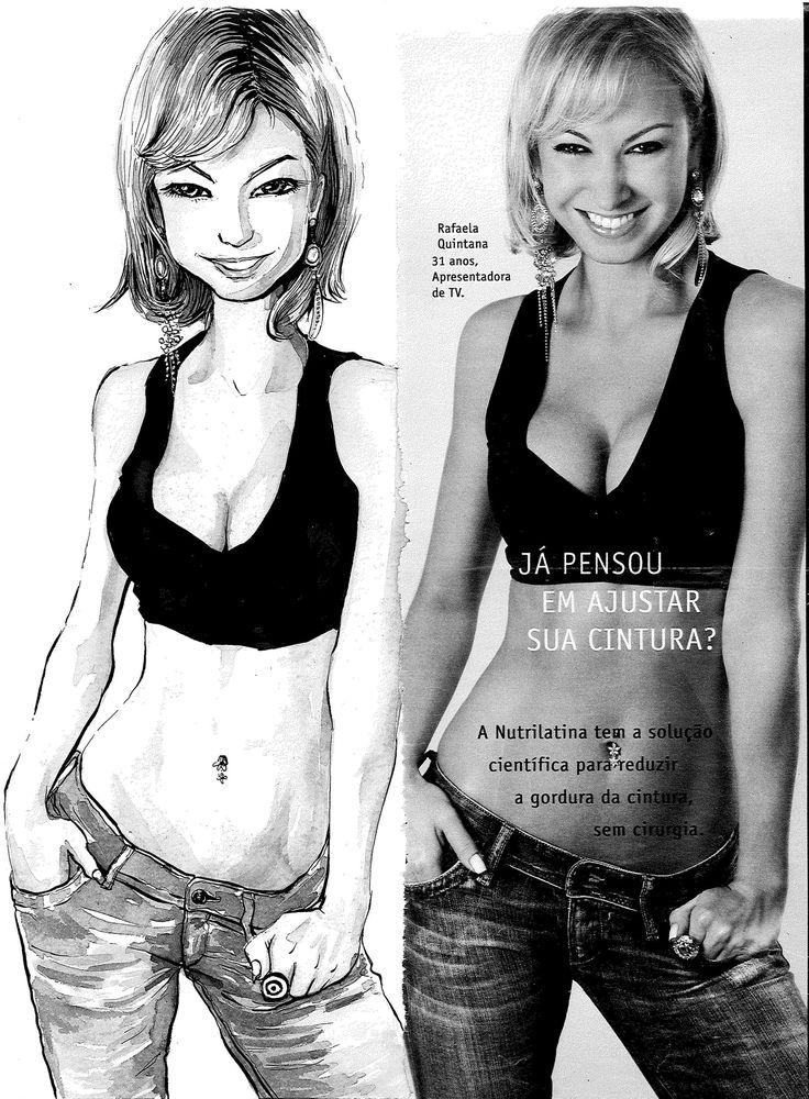 #manga #ilustração #art #caricatura #model #sensual #desenho #pretoebranco #ricardobraga