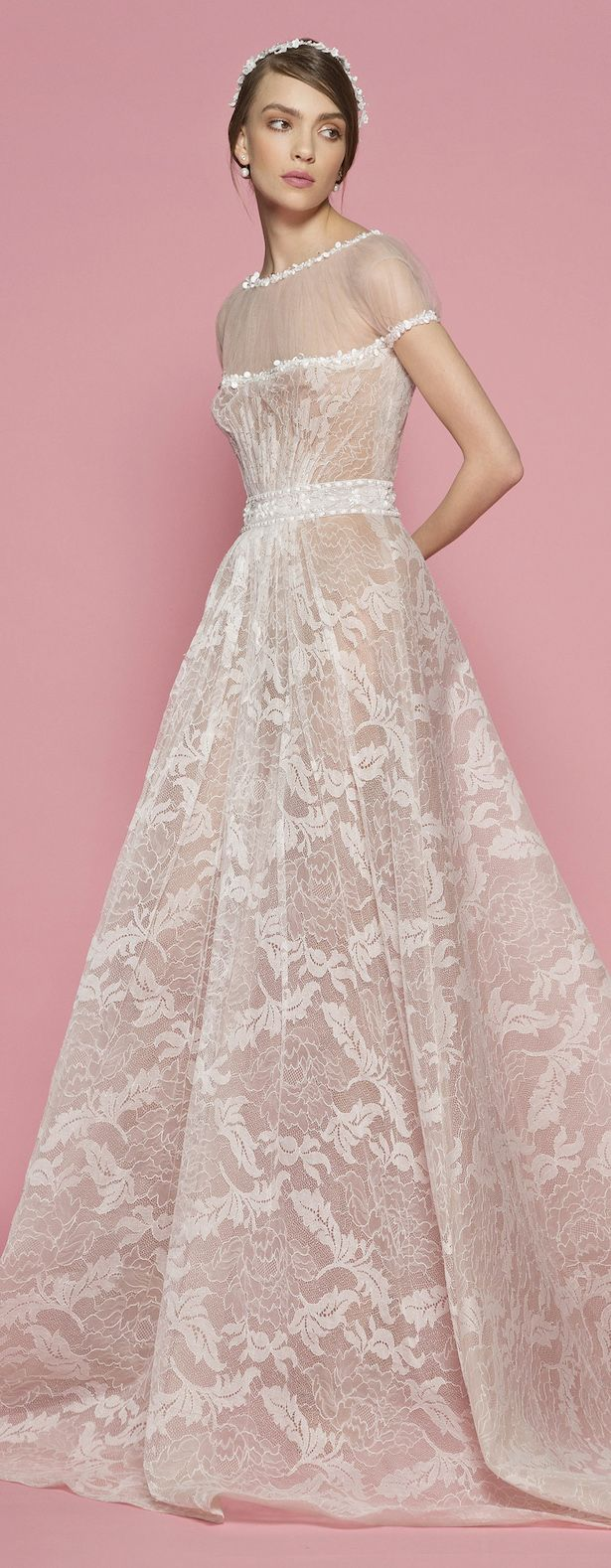 325 best Dresses images on Pinterest | Marriage, Wedding gowns and ...