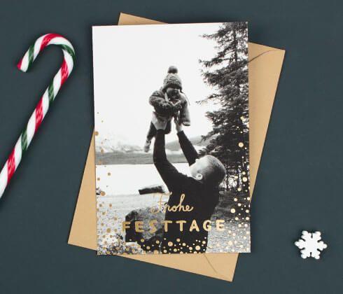 Weihnachtskarten Personalisiert.Personalisierte Weihnachtskarten Atelier Rosemood Hochzeit