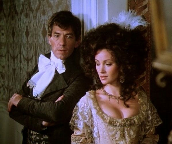 The Scarlet Pimpernel, 1982.  Ian Mckellen and Jane Seymore