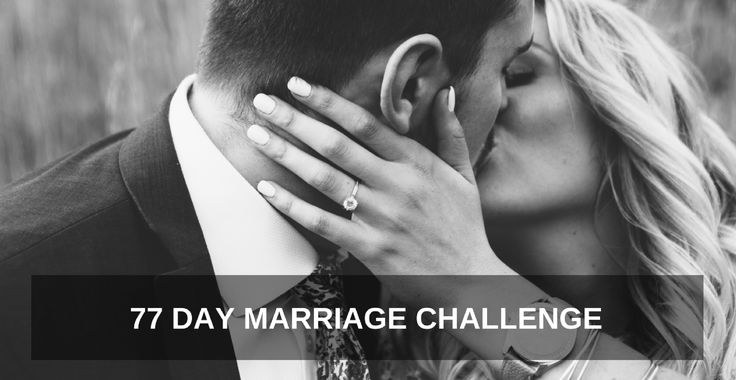 77 Day Marriage Challenge