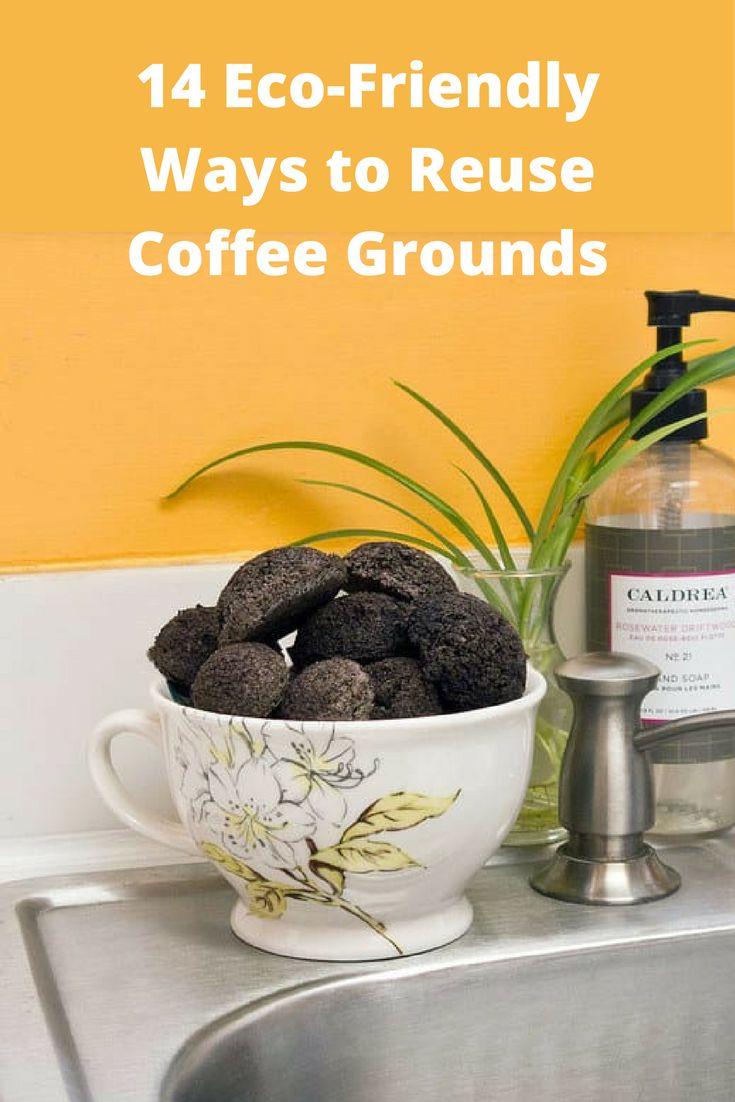 Coffee Grounds Kitchen Sink