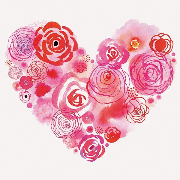 Magrikie : Illustration : valentine's / romance