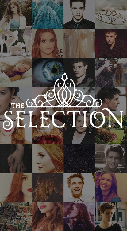 The Selection - Kiera Cass i can actually see Holland Roden playing America...