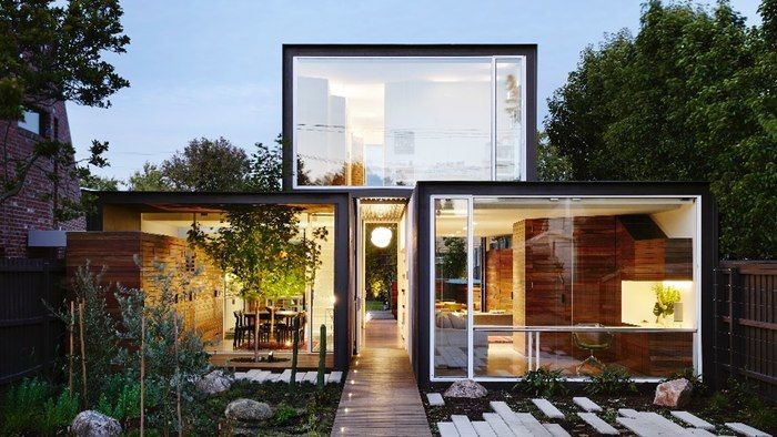 Top 100 Eco Ideas in March: Compact Sustainable Homes