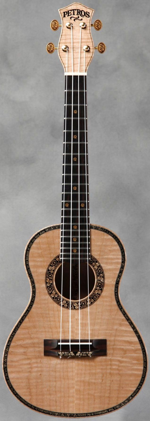 Petros Guitars #LardysWishlists #Tenor #Ukulele ~ https://www.pinterest.com/lardyfatboy/ ~