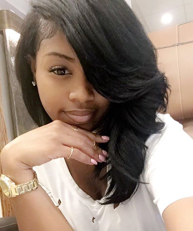 Pleasing 1000 Ideas About Black Bob Hairstyles On Pinterest Black Bob Short Hairstyles For Black Women Fulllsitofus