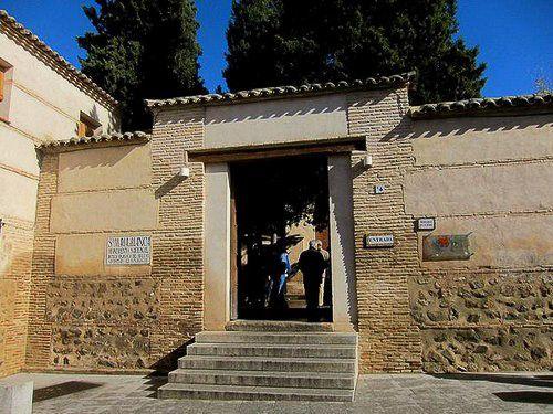 Групповая Экскурсия в Толедо - Синагога Санта Мария ла Бланка ( Sinagoga de Santa María la Blanca )