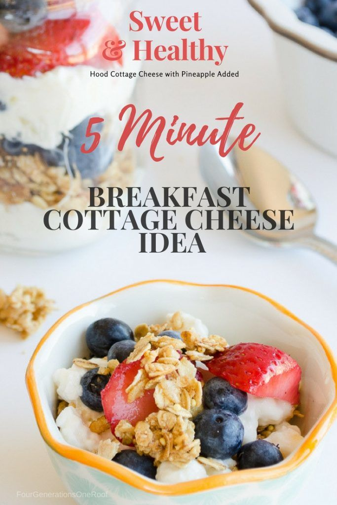 Surprising 5 Minute Best Breakfast Cottage Cheese Idea Recipe New Download Free Architecture Designs Grimeyleaguecom
