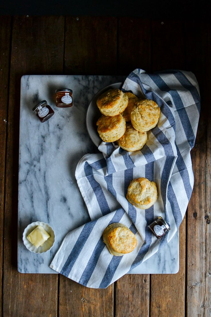Fluffiest Ever Baking Powder Biscuits