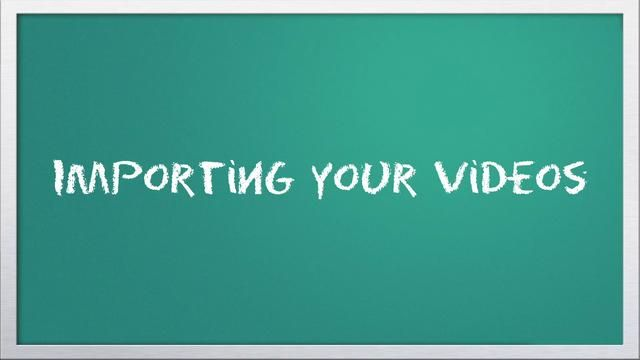 how to make a creative video using movie maker