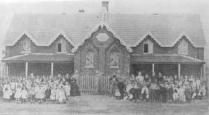 Bacchus Marsh Primary School No. 28 was opened on 13th May,1850 it is the very first state run school to be opened in Victoria.