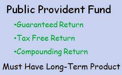 ppf- public provident fund